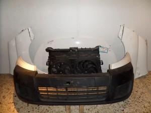Fiat scudo 07-12 μετώπη εμπρός κομπλέ λευκό