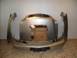 Lexus RX 300 1999-2003 μετώπη-μούρη εμπρός κομπλέ ασημί