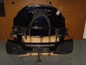 Volvo XC90 2002-2007 μετώπη-μούρη εμπρός κομπλέ μπλέ