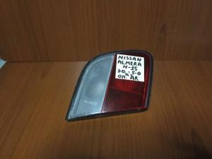 Nissan almera n15 95-98 3θυρο-5θυρο πίσω φανάρι εσωτερικό