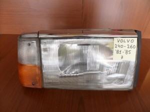 Volvo 240/260 81-85 φανάρι εμπρός δεξί