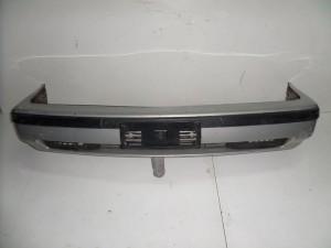 Volvo 440 89-96 προφυλακτήρας εμπρός ασημί