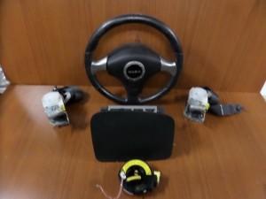 Daihatsu sirion 99-03 airbag