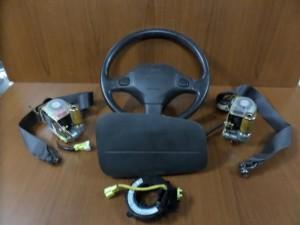 Daihatsu sirion 99-03 airbag-βολάν