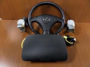 Lexus rx 300 1999-2003 set airbag