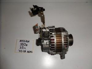 Nissan 350z 3.5cc 03-08 βενζίνη δυναμό