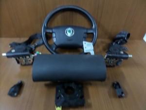 Skoda Superb 2001-2008 airbag