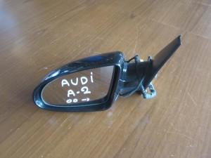 Audi A2 2000 ηλεκτρικός καθρέπτης αριστερός μαύρο