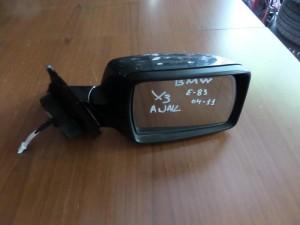 BMW X3 E83 04-11 ηλεκτρικός ανακλινόμενος καθρέπτης δεξιός μολυβί