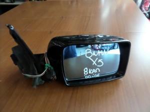 BMW X5 00-06 ηλεκτρικός καθρέπτης δεξιός κυπαρισσί (8 καλώδια)