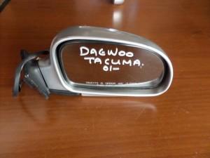Daewoo tacuma 01 ηλεκτρικός καθρέπτης δεξιός ασημί