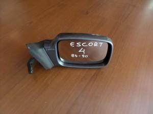 Ford escort 4 86-90 καθρέπτης απλός δεξιός γκρί