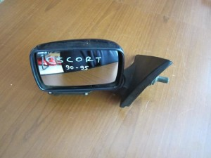 Ford Escort 1990-1995 καθρέπτης απλός αριστερός μπλέ σκούρο