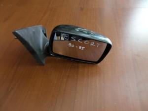 Ford Escort 1990-1995 καθρέπτης απλός δεξιός σκούρο πράσινο