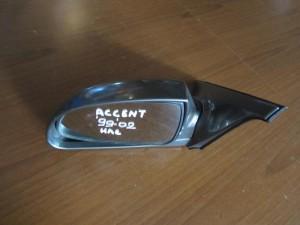 Hyundai accent 1999-2002 ηλεκτρικός καθρέπτης αριστερός μολυβί