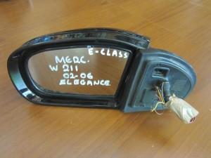 Mercedes E class w211 elegance 02-06 αντιθαμβωτικός καθρέπτης αριστερός μαύρος