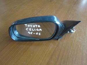 Toyota celica 95-01 ηλεκτρικός καθρέπτης αριστερός σκούρο μπλέ