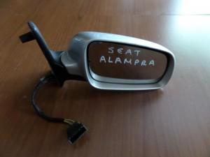 VW sharan-Seat alhambra-Ford galaxy 95-03 ηλεκτρικός καθρέπτης δεξιός ασημί
