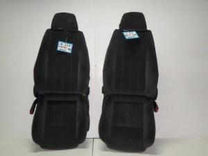Alfa romeo 147 2000-2010 5θυρο κάθισμα εμπρός με airbag αριστερό-δεξί γκρί σκούρο