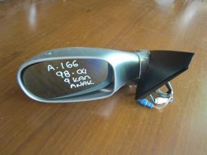 Alfa romeo 166 1999-2007 ηλεκτρικός ανακλινόμενος καθρέπτης αριστερός ασημί (9 καλώδια)