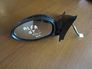 Alfa romeo GT 04 ηλεκτρικός καθρέπτης αριστερός μαύρος