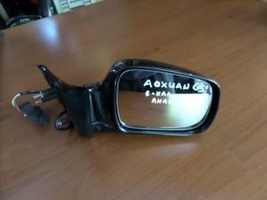 Aoxuan G5 ηλεκτρικός ανακλινόμενος καθρέπτης δεξιός μαύρος (5 καλώδια-φλας)