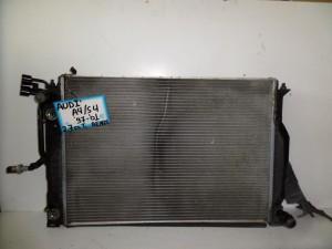 Audi A4-S4 1995-2001 2.7cc βενζίνη turbo ψυγείο κομπλέ (νερού-air condition)