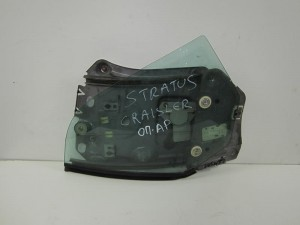 Crysler Stratus Cabrio 1995-2001 ηλεκτρικός γρύλλος παραθύρου αριστερός