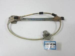 Fiat cinquecento 93-98 μηχανικός γρύλλος παραθύρου δεξιός