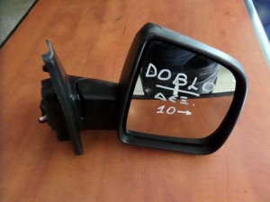 Fiat doblo 2010 ηλεκτρικός καθρέπτης με φλάς δεξιός γκρί