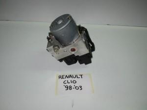 Renault clio 98-03 μονάδα ABS bosch