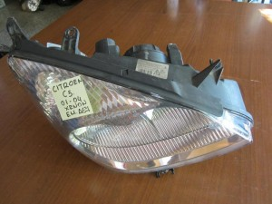 Citroen C5 2001-2005 δεξί φανάρι εμπρός xenon