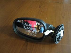 Dacia Logan 2004-2008 ηλεκτρικός καθρέφτης άβαφος αριστερός