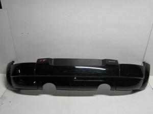Audi TT 1998-2006 πίσω προφυλακτήρας μαύρος