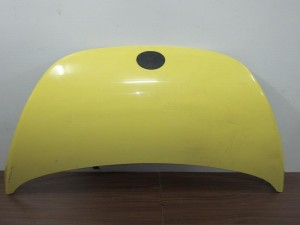 VW beetle 05-11 καπό εμπρός κίτρινο