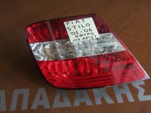Fiat stillo 01-06 5πορτο αριστερό πίσω φανάρι