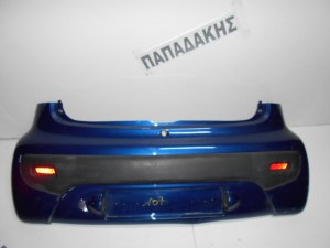 Citroen C1 2006-2011 προφυλακτήρας οπίσθιος μπλε