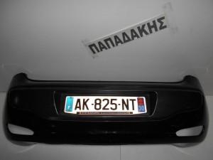 Fiat Grande Punto EVO 2009-2012 προφυλακτήρας οπίσθιος μαύρος