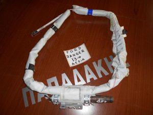 Ford Ranger 2013- air bag ουρανού (κουρτίνες) δεξιά