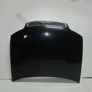 Audi A4 2001-2005 καπώ εμπρός μαύρο