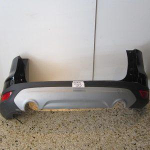Ford Kuga 2013- προφυλακτήρας πίσω μαύρος