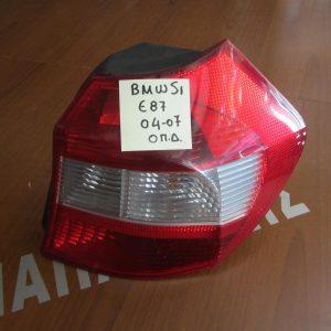 BMW Series 1 E87 2004-2007 φανάρι πίσω δεξί