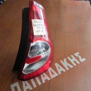 Dacia Sandero 2007-2013 φανάρι πίσω δεξί