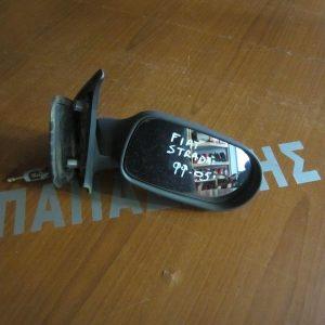 Fiat Strada 1996-2001 καθρέπτης δεξιός μηχανικός άβαφος