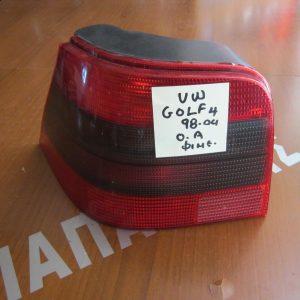 VW Golf 4 1998-2004 φανάρι πίσω αριστερό φιμέ