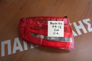 Audi A4 2008-2012 φαναρι πισω αριστερο station wagon