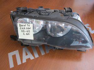 Φανάρι εμπρός δεξιό Bmw Series 3 E46 2003-2005 4πορτο