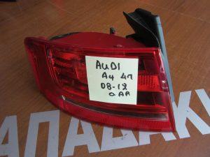 Audi A4 2008-2012 φανάρι πίσω αριστερό Sedan