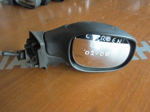 Citroen C3 2002-2009 καθρεπτης δεξιος μηχανικος αβαφος