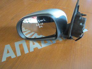 Fiat 500L 2012-2017 καθρεπτης αριστερος ηλεκτρικος ασημι